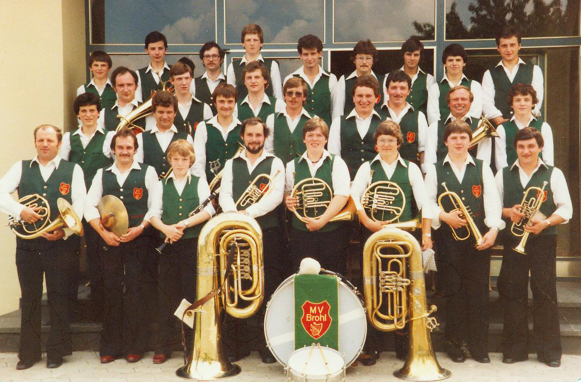 Musikverein Brohl 1961 e.V. in der Eifel - Wo wir sind ist Musik!